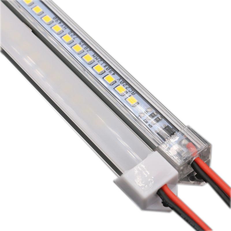 LED hard strip lights